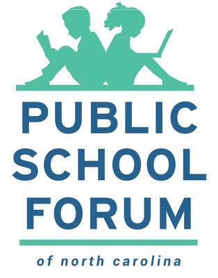 Public School Forum of North Carolina Logo. (PRNewsFoto/Public School Forum of North Carolina) (PRNewsFoto/PUBLIC SCHOOL FORUM OF N.C.)