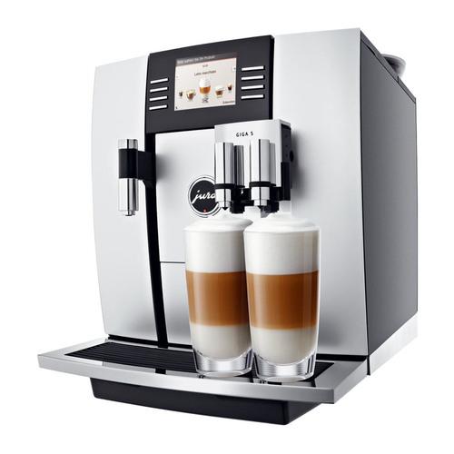 Jura GIGA 5.  (PRNewsFoto/1st in Coffee)