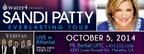Sandi Patty, Christian Musics Most Honored Female Artist. (PRNewsFoto/TWH Productions)