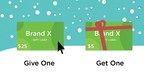 Give Your Customers a Gift When They Buy an e-Gift Card powered by Givex