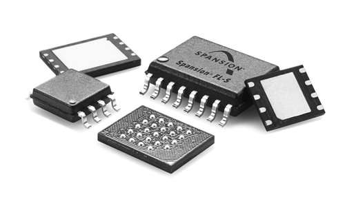 The 65 nm Spansion® FL-S NOR Flash memory family has over 20% faster double data rate (DDR) read speeds and ...