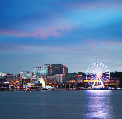 The Capital Wheel Opens Memorial Day Weekend (PRNewsFoto/National Harbor)