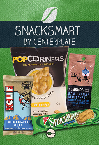 Snacksmart By Centerplate.  (PRNewsFoto/Centerplate)