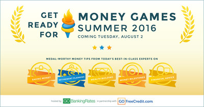 The Money Games are coming. Mark your calendars!