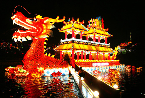Chinese Lantern Festival at Global Winter Wonderland to be Biggest Ever in U.S.