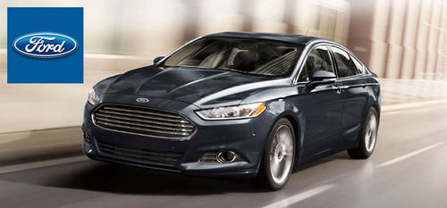2014 Ford Fusion Now Available at Mike Castrucci of Alexandria