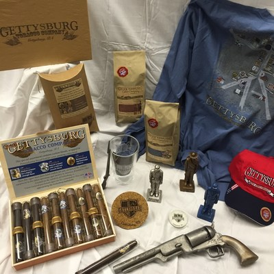 Handmade gifts from historic Gettysburg at GettysGear.com are perfect for the tough to buy for man in you life  or the history buff this holiday season.  Rich coffee blends and mugs, cigar gift packs, Civil War replicas and more will bring holiday smiles!