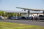4.8-Megawatt SunPower® Helix™ Carport System Under Construction at Cal State Long Beach