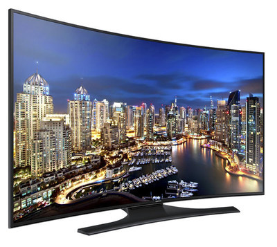 Samsung 65 inch Curve UHD Smart LED TV at BJ's Wholesale Club