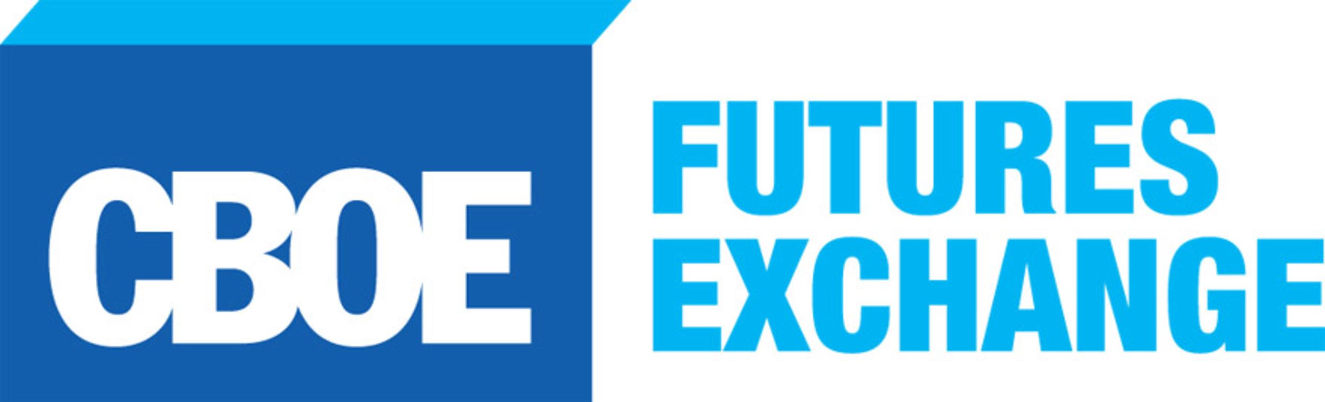 CBOE Futures Exchange (CFE) logo.
