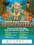 Ovation Brands® And Furr's Fresh Buffet® Offer Tricks And Treats With New Family Night Promotion, Starting October 13
