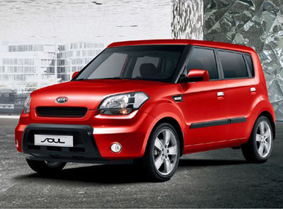 "2012 Kia Soul was named to the number one spot on Kelley Blue Book's KBB.com ""10 Best Back-to-School Cars"" list and Bill Jacobs Kia has a large selection of the Soul in Joliet.  (PRNewsFoto/Bill Jacobs Kia)"