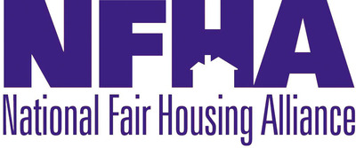 National Fair Housing Alliance Logo.  (PRNewsFoto/National Fair Housing Alliance)