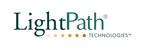 LightPath Technologies, Inc.  (PRNewsFoto/LightPath Technologies, Inc.)