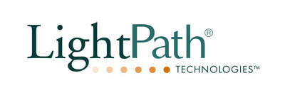LightPath Technologies, Inc.  (PRNewsFoto/LightPath Technologies, Inc.)