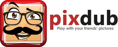 PixDub's App Icon and Company's Slogan. (PRNewsFoto/Moozli Applications, Ltd.) (PRNewsFoto/MOOZLI APPLICATIONS, LTD.)
