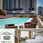 JW Marriott New Orleans Attains 2016 TripAdvisor Certificate Of Excellence For Convenient Location, Friendly Team, Thoughtful Accommodations