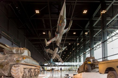 On Thursday 11 December, His Majesty the King Willem Alexander will open the National Military Museum at the former Soesterberg air base in the Netherlands.The National Military Museum (NMM) is dedicated to showing the significance of the Netherlands armed forces to society in the past, present and future. (PRNewsFoto/National Military Museum)