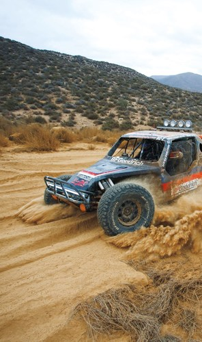 Baja Race (PRNewsFoto/Michelin AIM) (PRNewsFoto/Michelin AIM)