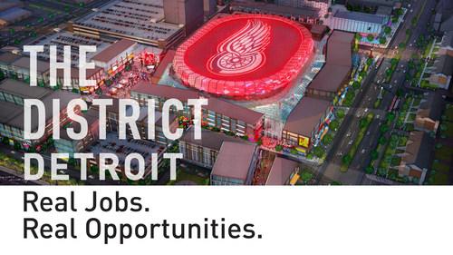 One District, Many Opportunities Event Logo (PRNewsFoto/Olympia Development of Michigan)