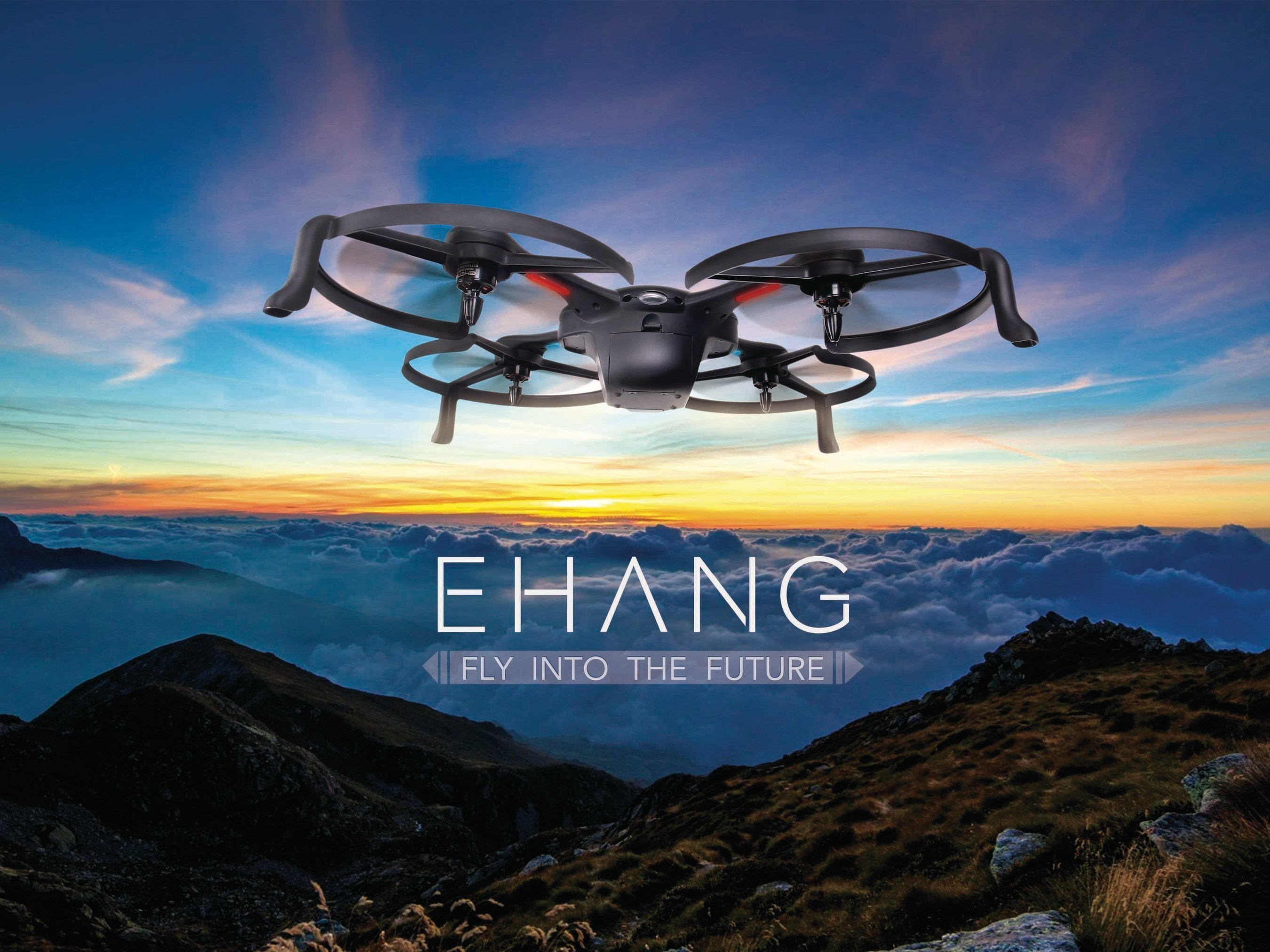 EHANG Raises $42M in Series B Financing and Brings Four Executives From Global 500 and Public Hi-tech Companies Onboard