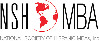 NSHMBA Logo. (PRNewsFoto/National Society of Hispanic MBAs - National Office)