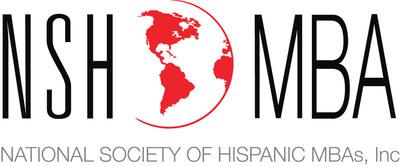 NSHMBA Logo.  (PRNewsFoto/National Society of Hispanic MBAs - National Office)