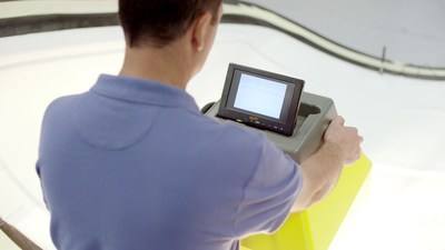 NDTherm - Thermographic Non Destructive Testing (PRNewsFoto/Opgal)