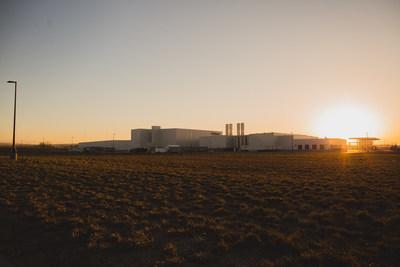Chobani Plant in Twin Falls Idaho