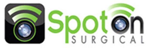 SpotOn Surgical logo.  (PRNewsFoto/SpotOn Surgical)