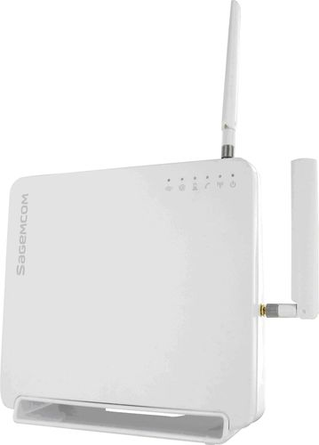 Sagemcom Announces A New Home Gateway With Embedded LTE Modem