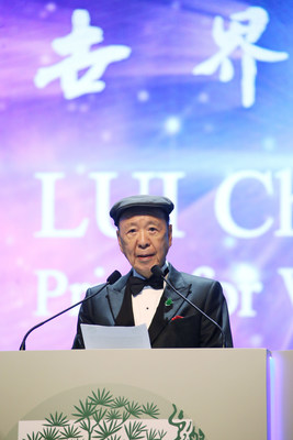 Dr. Lui Che Woo, Founder, LUI Che Woo Prize – Prize for World Civilisation.