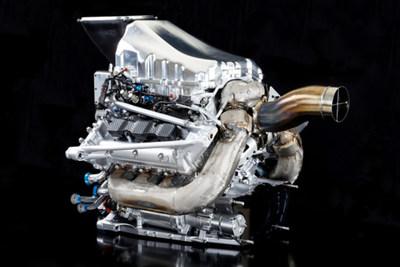 Honda F1 Powerunit RA615H (Credit: Honda)