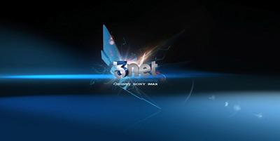 3net Unveils Dynamic New 3D On Air Look.  (PRNewsFoto/3net)