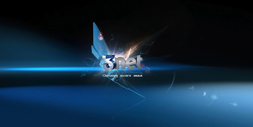 3net - The 24/7 3D Network From Sony, Discovery and IMAX - Marks November With Original Series,
