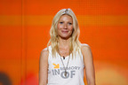 Gwyneth Paltrow will co-executive produce this year's Stand Up To Cancer telecast airing on Sept. 7th at 8PM ET/PT.  (PRNewsFoto/Entertainment Industry Foundation)