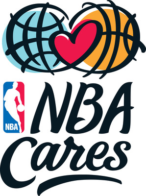 NBA Cares.  (PRNewsFoto/Starkey Hearing Foundation)