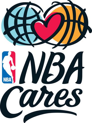 NBA Cares.  (PRNewsFoto/Starkey Hearing Foundation)