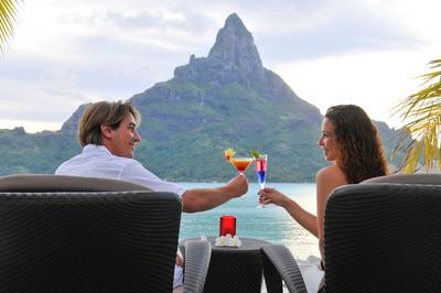 Tahiti Legends offers Free Upgrades, Champagne and more at many fine Tahiti Resorts such as the InterContinental Bora Bora Resort & Thalasso Spa.  Must Book By June 30th.  (PRNewsFoto/Tahiti Legends)