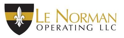 LE NORMAN OPERATING LLC logo (PRNewsFoto/Templar Energy LLC)