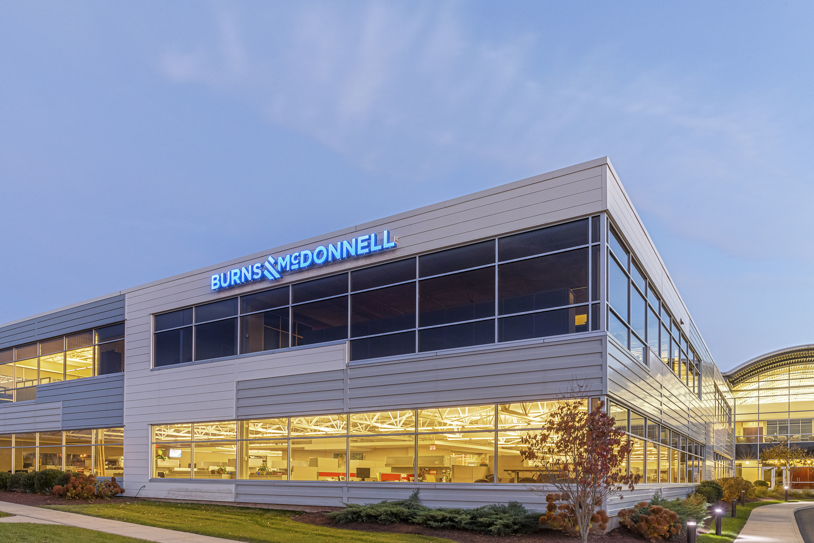 Home to more than 120 employee-owners, the Burns & McDonnell office in Wallingford, Conn., is among the firm's fastest growing offices.