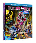 Universal Pictures Home Entertainment: Monster High: Boo York Boo York