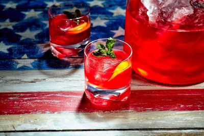 BACARDI Red Rum Punch