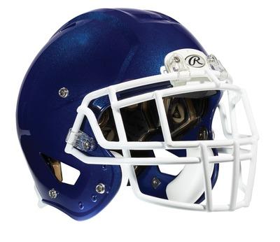 Rawlings' New NRG Tachyon(TM) Football Helmet Earns 5-Star Rating. (PRNewsFoto/Rawlings)