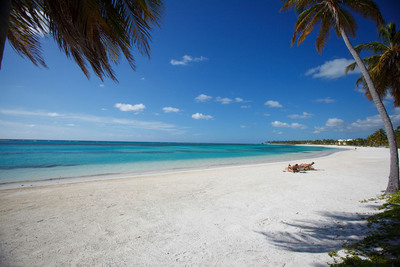 Dominican Republic brings love to life with its pristine beaches, world-class resorts and limitless attractions.  (PRNewsFoto/Dominican Republic Ministry of Tourism)