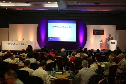 CILTs Annual Logistics Conference (PRNewsFoto/ITN Productions)