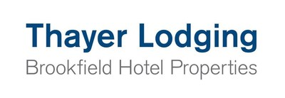 Thayer Lodging logo. (PRNewsFoto/Thayer Lodging Group)