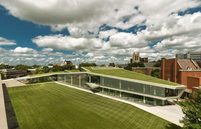Case Western Reserve University, Tinkham Veale University Center in Cleveland, Ohio - Designed by Perkins+Will