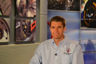 Shriners Hospitals for Children & David Ragan Help Keep Kids Injury-free. (PRNewsFoto/Shriners Hospitals for Children)