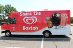 "Good Humor ""Shares the Love"" With Boston This Summer.  (PRNewsFoto/Good Humor)"
